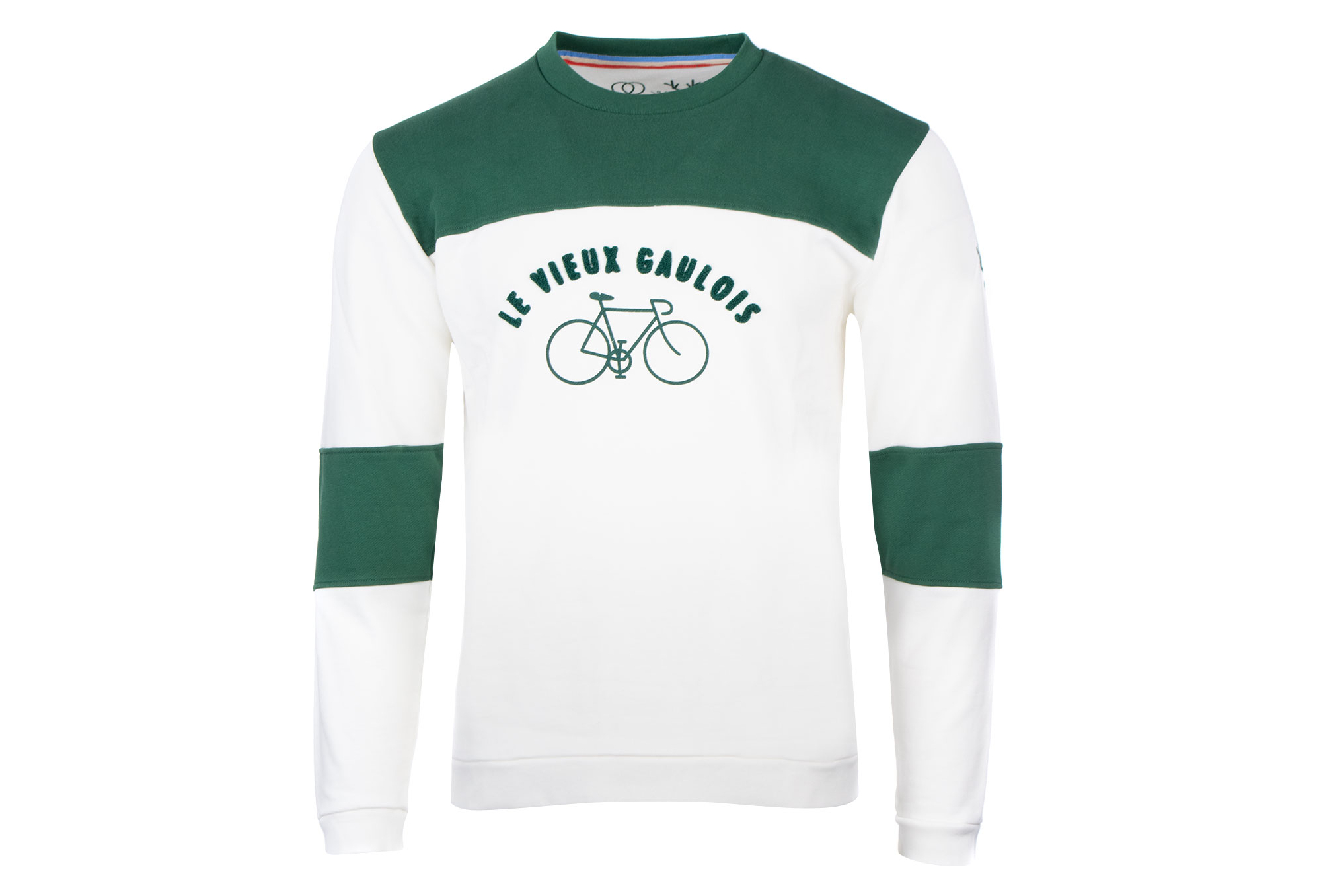 sweat-lebram-sportsdepoque-blanc-vert-2